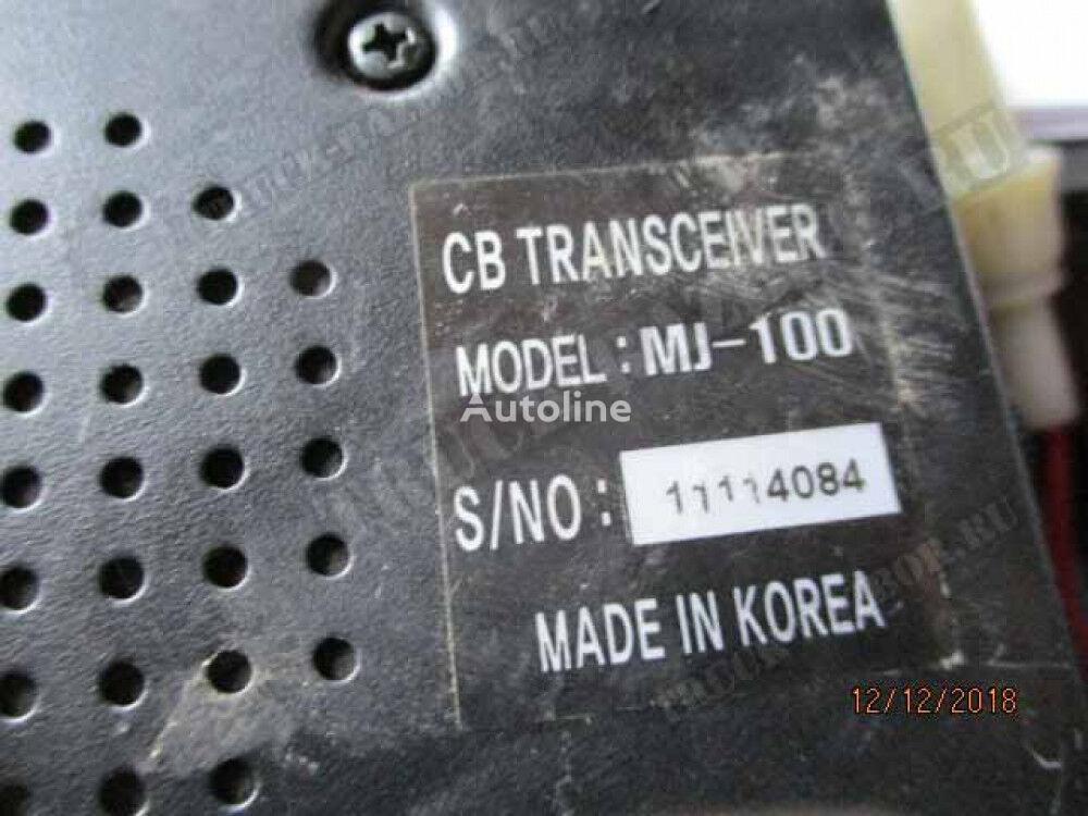 рация MJ (MJ-100) для тягача MERCEDES-BENZ