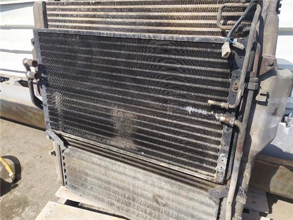 радиатор охлаждения двигателя для грузовика MERCEDES-BENZ ACTROS 1843 S,1843 LS