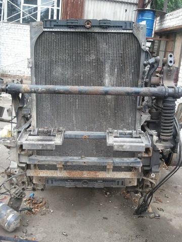 радиатор охлаждения двигателя DAF для тягача DAF 95XF