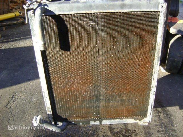 радиатор охлаждения двигателя FIAT для экскаватора FIAT Hitachi