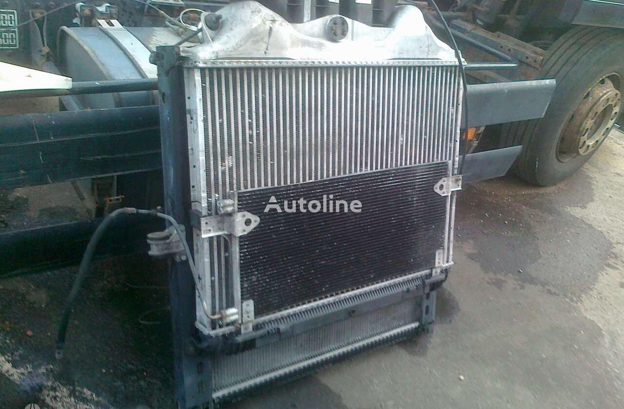 радиатор охлаждения двигателя для тягача MAN TGA,TGX