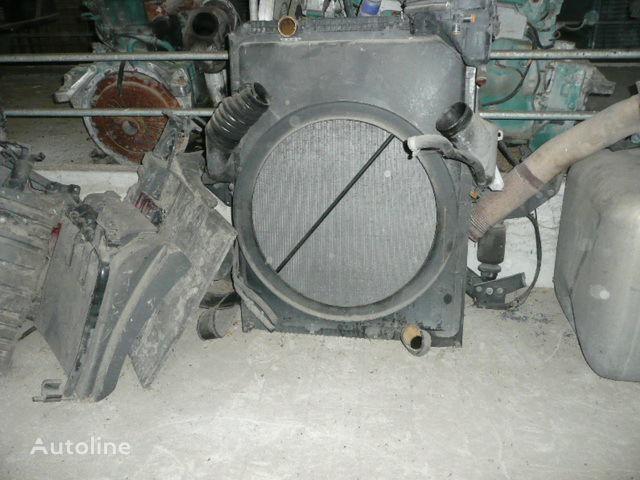 радиатор охлаждения двигателя MERCEDES-BENZ Kuehler Packett komplett для грузовика MERCEDES-BENZ 1841/44 2007