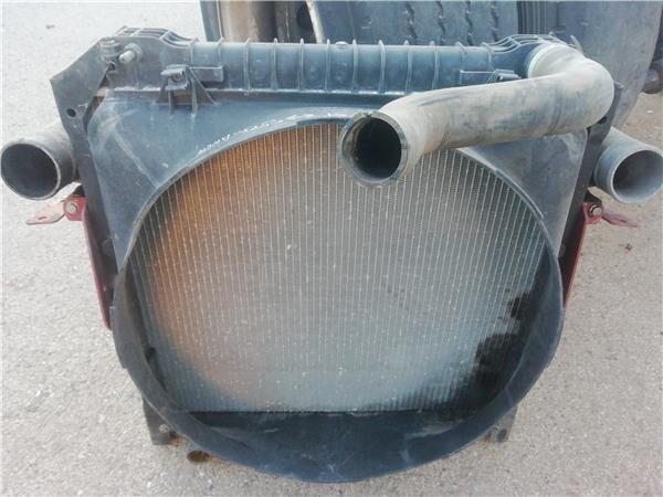 радиатор охлаждения двигателя Radiador Iveco EuroCargo 150E 23 для грузовика IVECO EuroCargo 150E 23