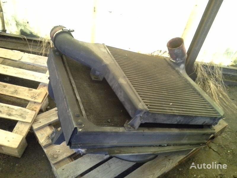радиатор охлаждения двигателя SETRA для автобуса SETRA