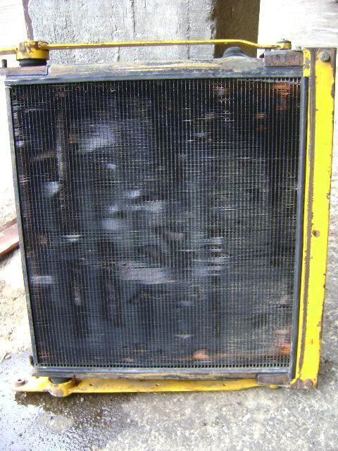 радиатор охлаждения двигателя VOLVO для фронтального погрузчика VOLVO 4400