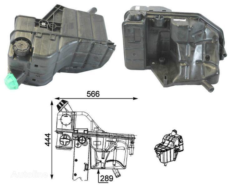 расширительный бачок MERCEDES-BENZ 0005003149.89100002004 BEHR HELLA для грузовика MERCEDES-BENZ ACTROS