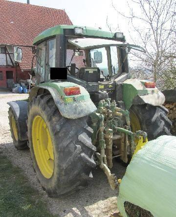 редуктор хода UNIVERSALTYP TMA Zwrotnica для трактора JOHN DEERE 6400 M