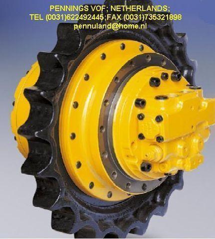 новый редуктор хода FINAL DRIVE, wheeldisk, reducer, reductor, zwolnici, beltegir для мини-экскаватора