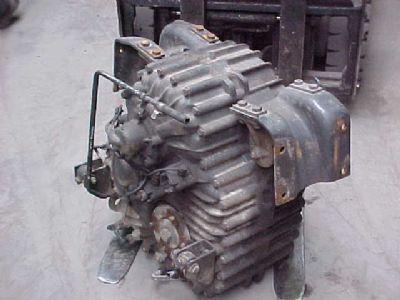 редуктор MERCEDES-BENZ VG 2400 для грузовика MERCEDES-BENZ