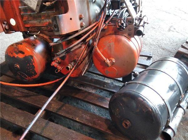ресивер воздушный Calderin Scania Serie 3 (P/R 113-360 IC Euro1)(1988->) FSA 3600 для грузовика SCANIA Serie 3 (P/R 113-360 IC Euro1)(1988->) FSA 3600 / 17-18.0 / MA 4X2 [11,0 Ltr. - 266 kW Diesel]