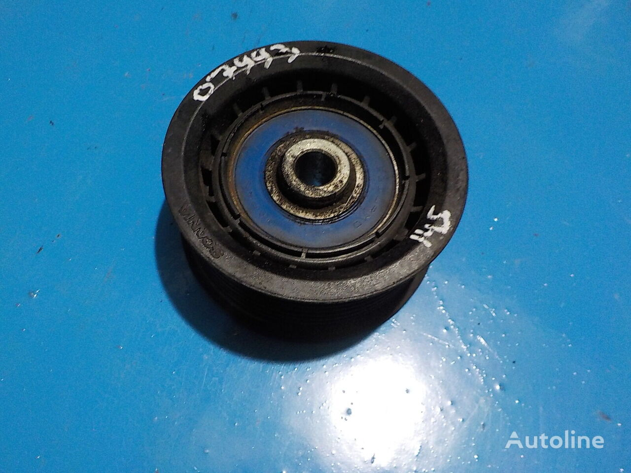 рулевая тяга SCANIA Промежуточный рычаг рулевого управления для грузовика