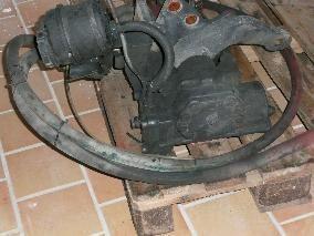 рулевой редуктор MAN для грузовика MAN SZM 19.464
