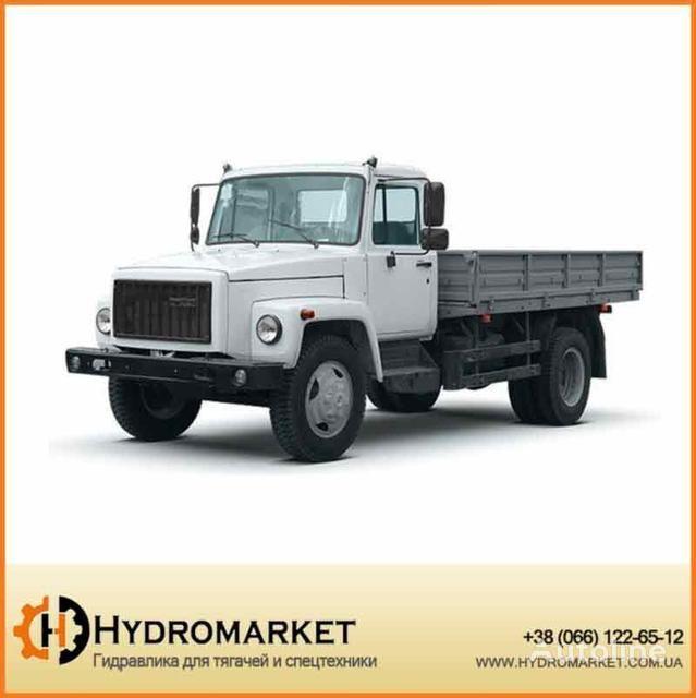 новая самосвальная система / Гидравлика для грузовика ГАЗ