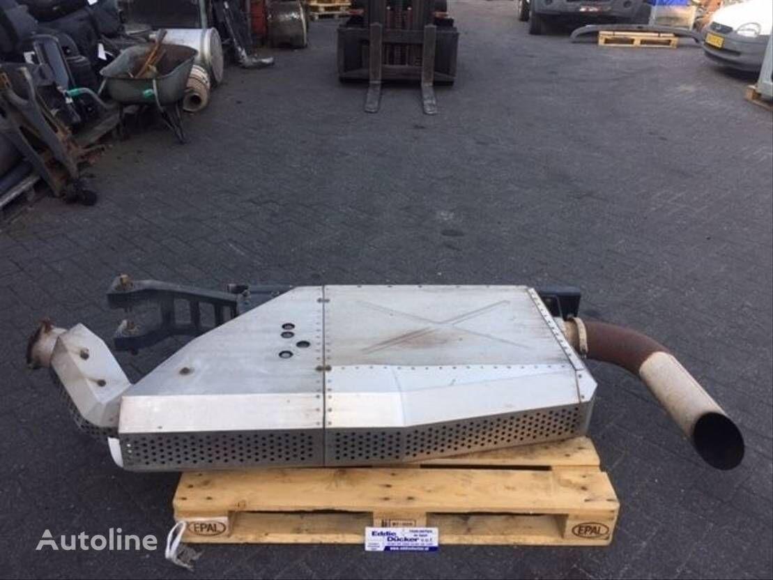 сажевый фильтр DAF 1801268 DPF, VERTICAAL для грузовика DAF 85CF 410