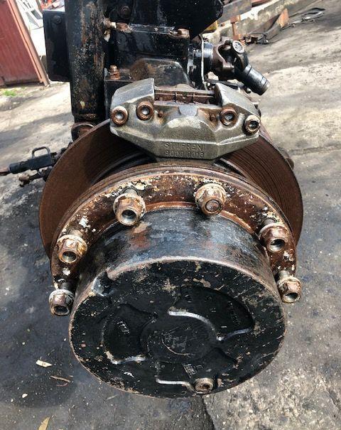 сцепное устройство для навесного оборудования Podnośnik для трактора JCB Fastrack 145-65