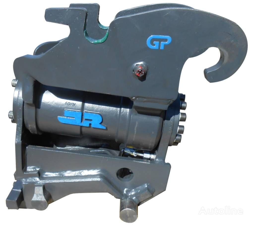 новое сцепное устройство для навесного оборудования GP EQUIPMENT NIEUWE KANTELKOPPEN