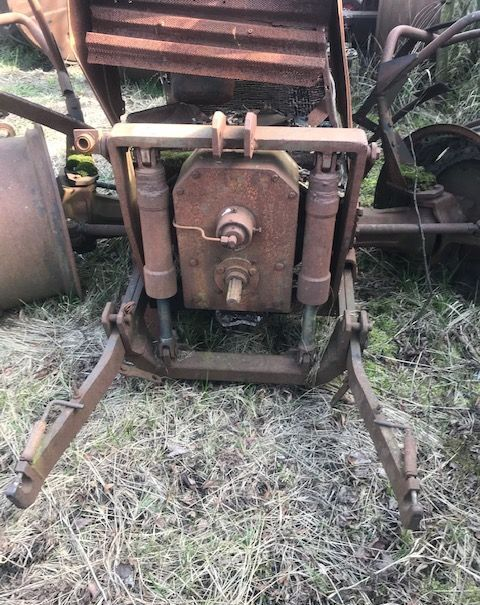 сцепное устройство для навесного оборудования Przedni Podnośnik для трактора FIAT Fiatagri 80-90