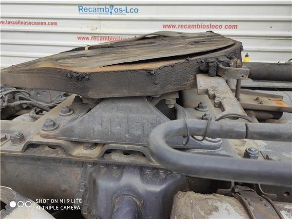 седельное устройство Quinta Rueda Scania Serie 4 (P/R 164 L)(2001->) FG       480 (4X для тягача SCANIA Serie 4 (P/R 164 L)(2001->) FG 480 (4X2) E3 [15,6 Ltr. - 353 kW Diesel]