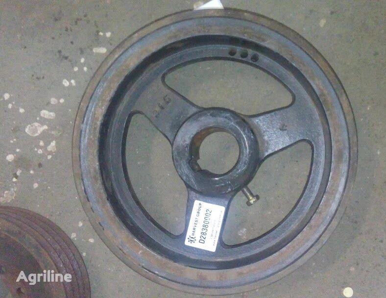 шкив MASSEY FERGUSON (D28380002) для зерноуборочного комбайна MASSEY FERGUSON 7274/7278/7272
