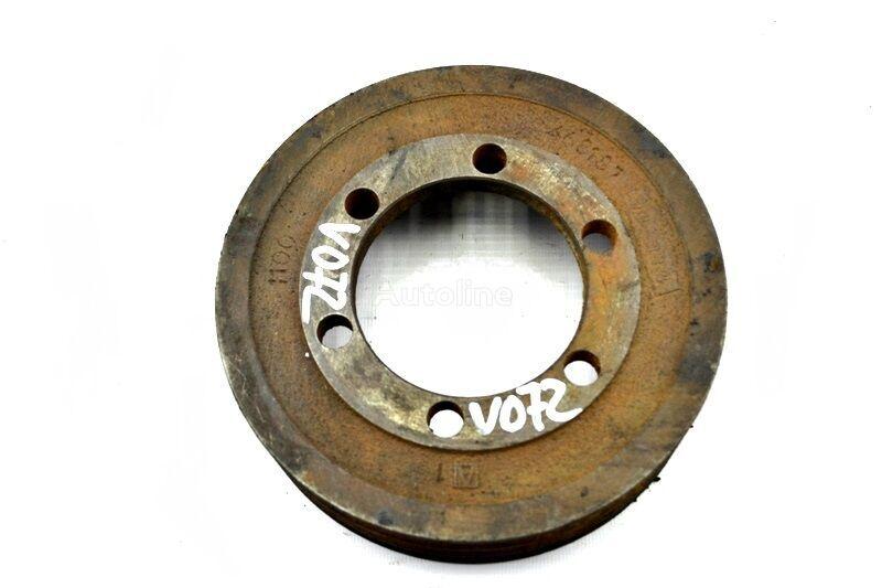 шкив VOLVO коленчатого вала для грузовика VOLVO F10/F12/F16/N10 (1977-1994)