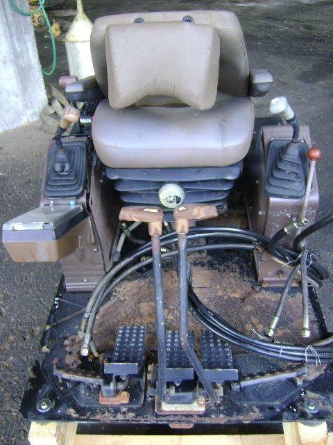 сиденье FIAT для экскаватора FIAT Hitachi