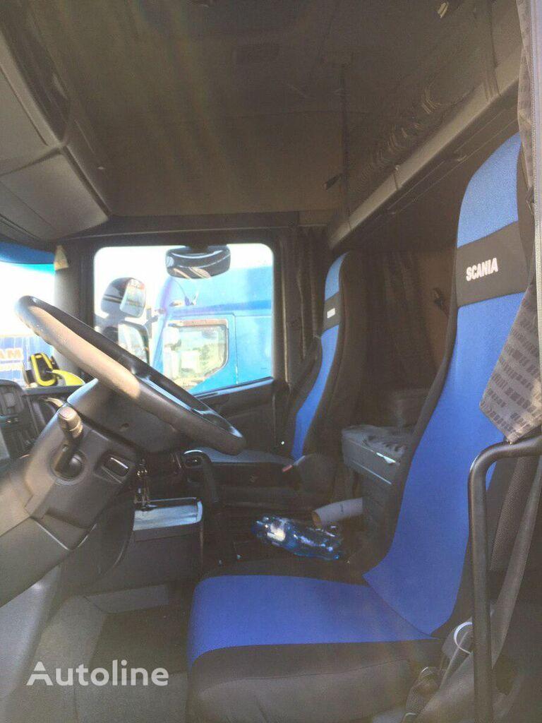сиденье SCANIA 5-series левое водительское для тягача SCANIA 5-series