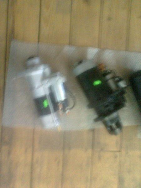 новый стартер MAN 0001241021 0986022640 Monark Diesel для тягача MAN TGA TGX