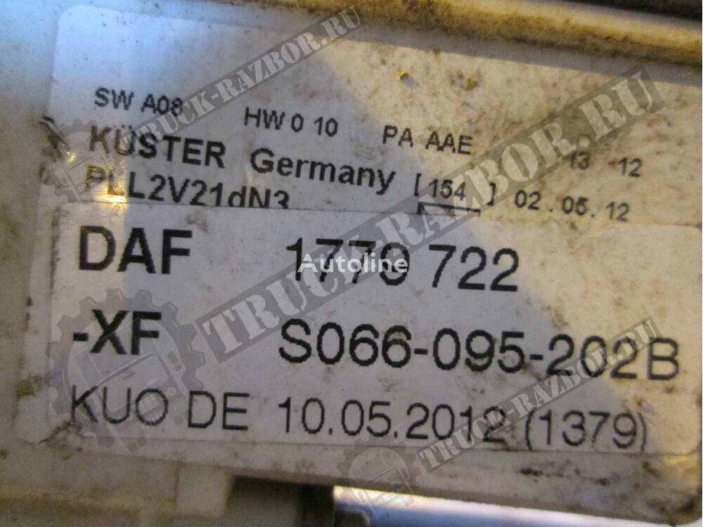 стеклоподъемник DAF (1779722) для тягача DAF R