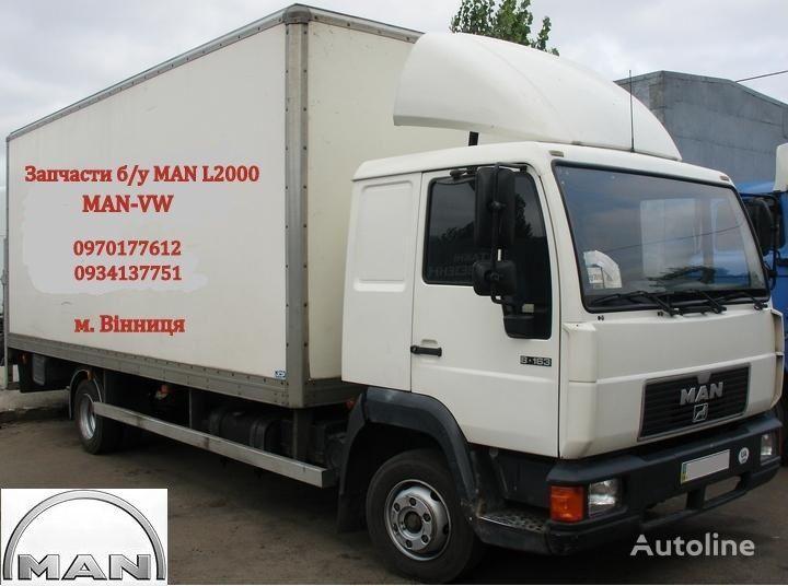 ступица MAN Ман L2000 Ступицы Передние Задние с подшыпниками. МАН для грузовика MAN L2000