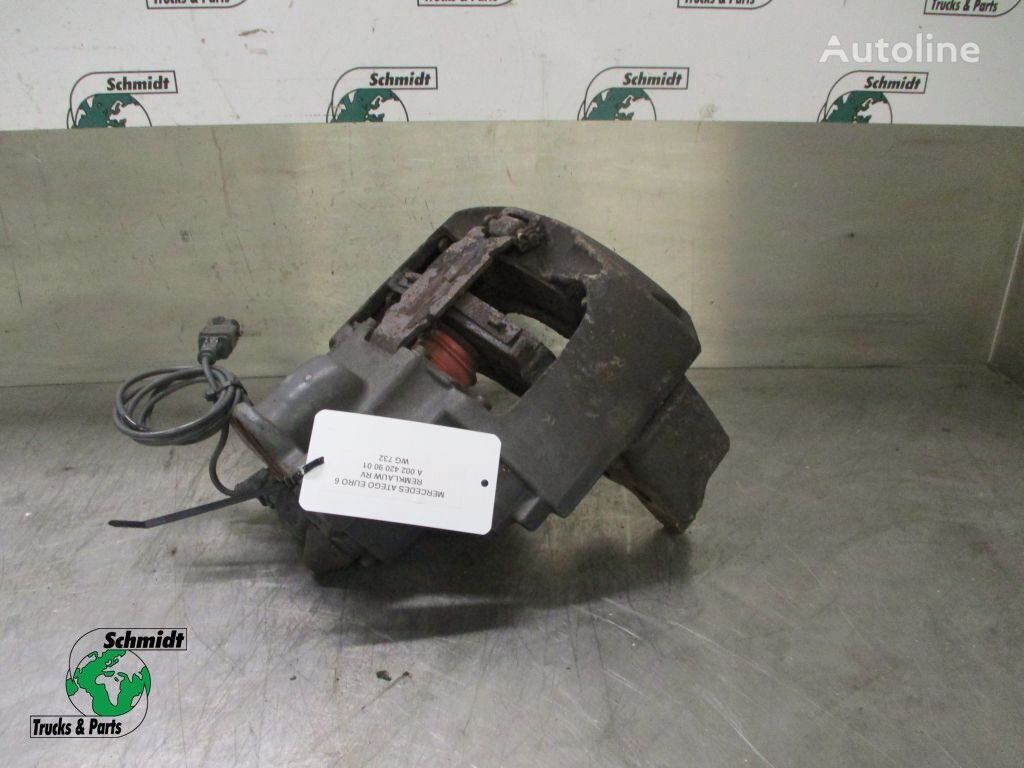 суппорт MERCEDES-BENZ (A 002 420 89 01) для грузовика MERCEDES-BENZ ATEGO