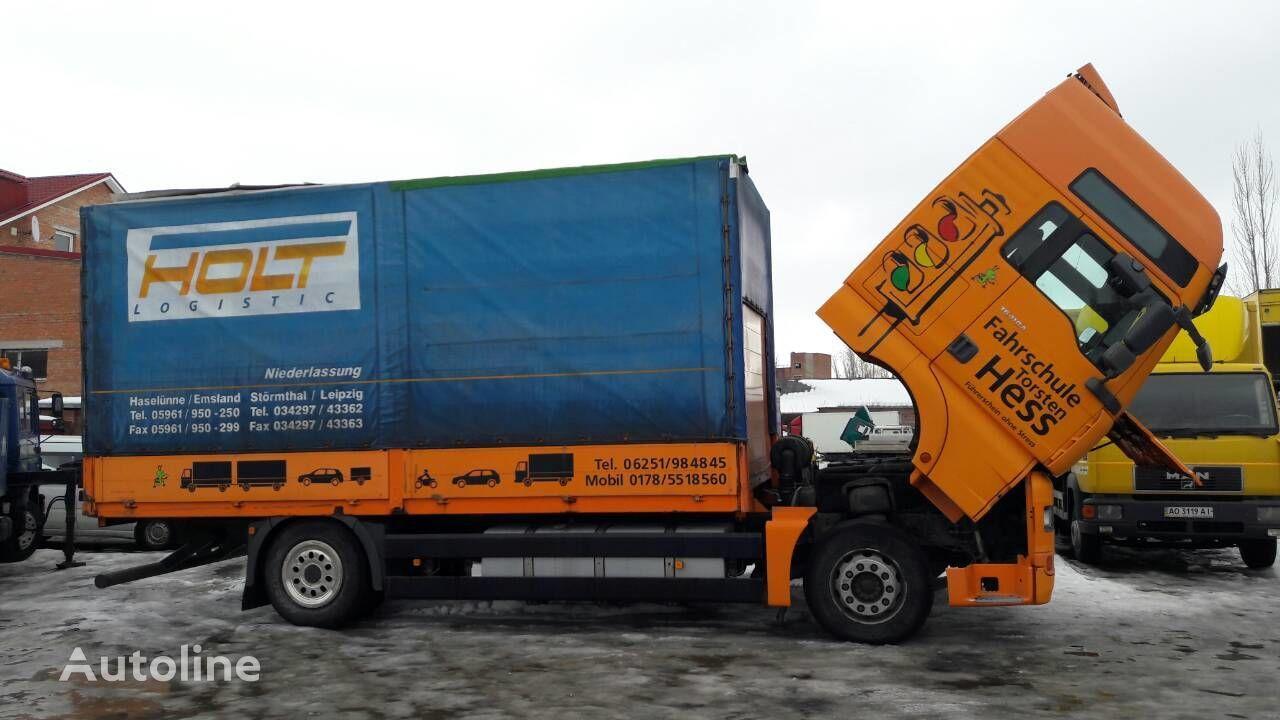 суппорт MAN передний задний для грузовика MAN ТGA