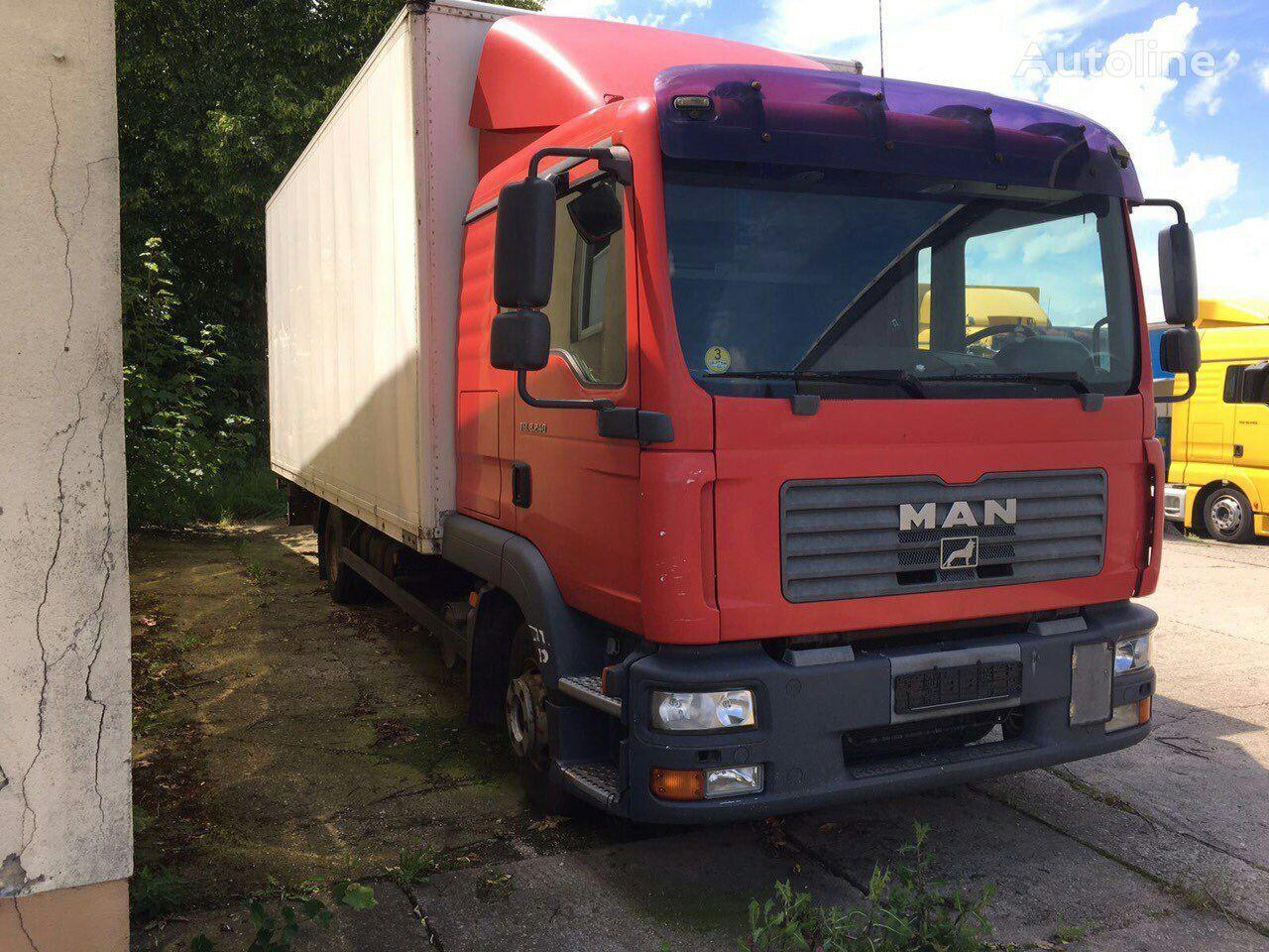 суппорт задний для грузовика MAN ТGL