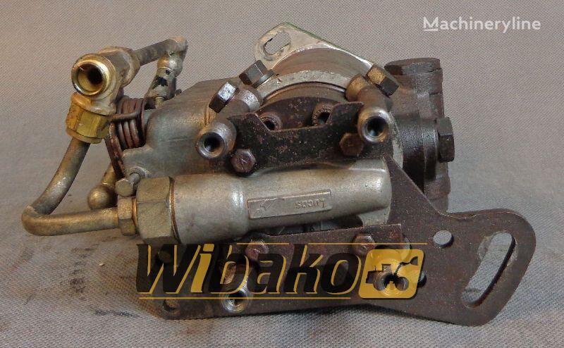 ТНВД Injection pump Delphi 1001 для экскаватора 1001 (3348F633)