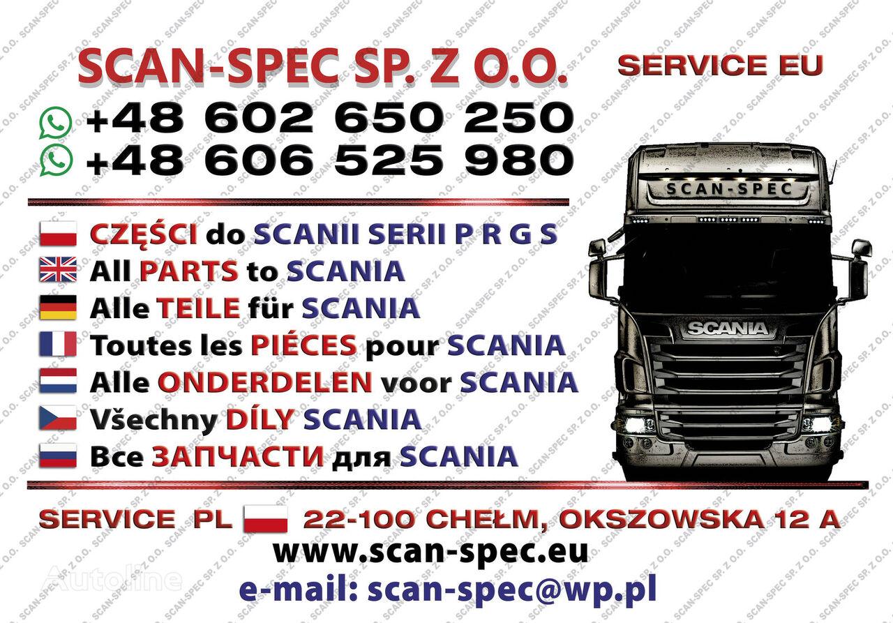 топливный бак SCANIA PRG (1919953) для тягача SCANIA PRG