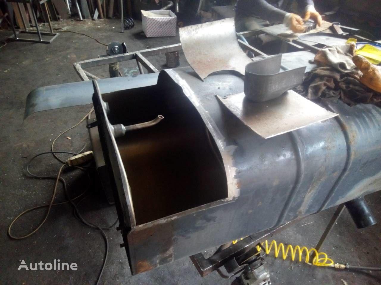 топливный бак ремонт для грузовика