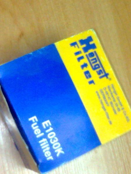 новый топливный фильтр MERCEDES-BENZ E1030K Hengst для тягача MERCEDES-BENZ Actros