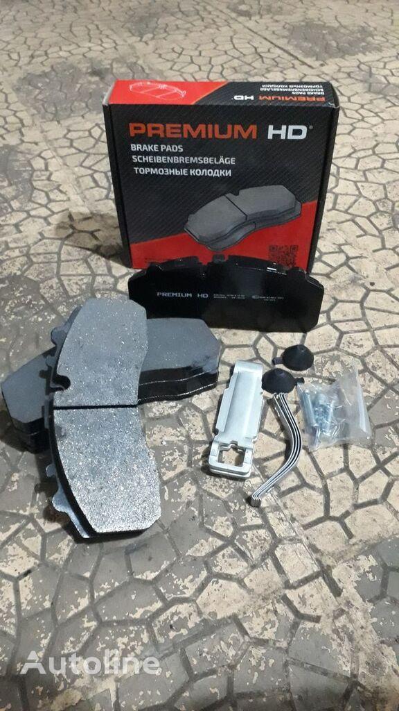 новая тормозная колодка (29108HD) для грузовика MERCEDES-BENZ Actros. TGA. SCANIA. VOLVO. DAF