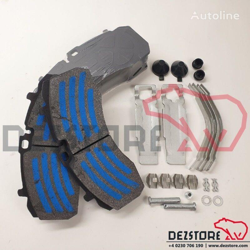новая тормозная колодка Set placute frana fata spate (29253) для тягача DAF XF105
