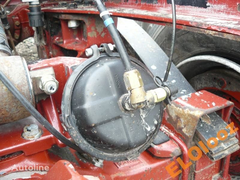 тормозной барабан RENAULT для грузовика RENAULT OWY RENAULT KERAX