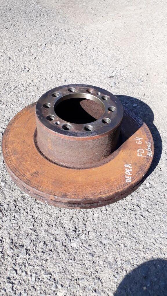 тормозной диск для тягача MERCEDES-BENZ ACTROS