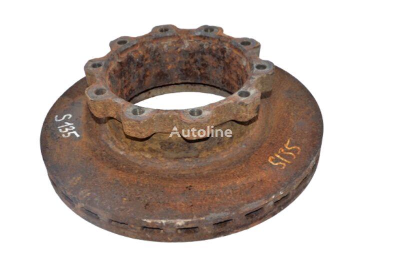 тормозной диск SCANIA (1852817 1889543) для грузовика SCANIA 4-series 94/114/124/144/164 (1995-2004)