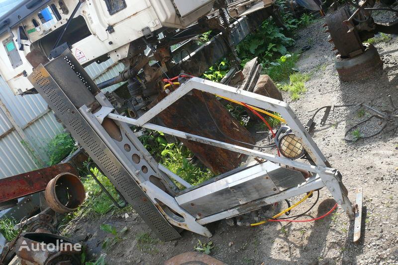 труба выхлопная DAF Система газовывода для тягача DAF XF,CF