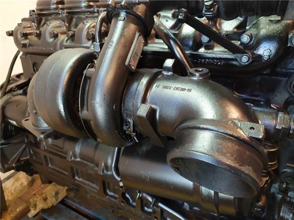 турбокомпрессор двигателя (51091007293) для грузовика MAN F 90 33.372 DF