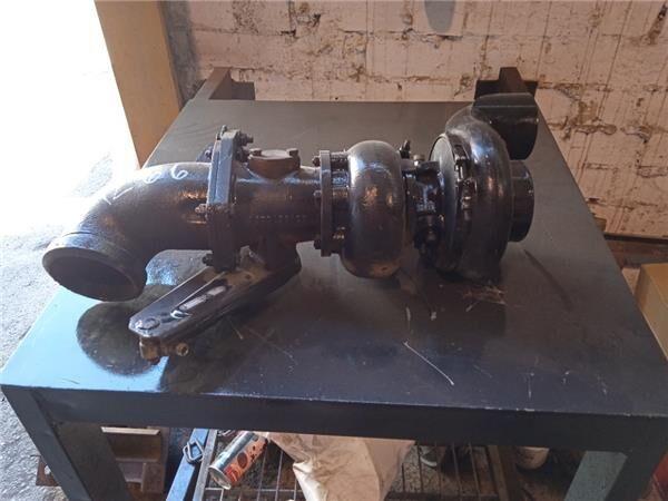 турбокомпрессор двигателя (5010412597) для грузовика RENAULT Premium Distribution 420.18
