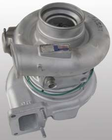 турбокомпрессор IVECO HOLSET HY55V-HE551V для грузовика IVECO F3BE0681/3681