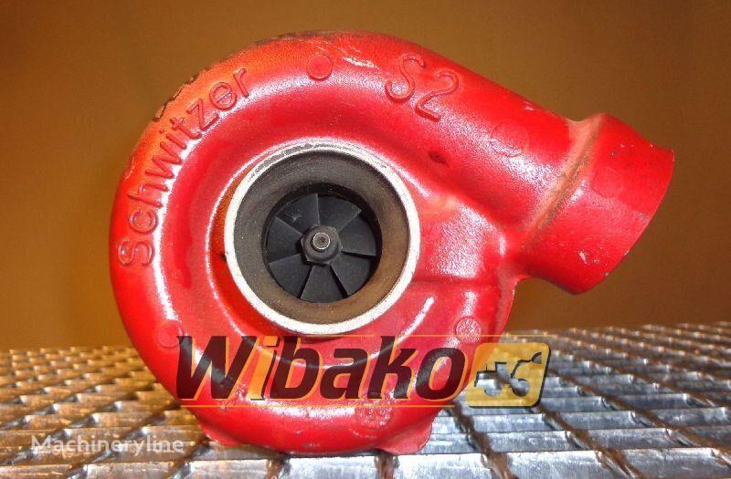 турбокомпрессор Turbocharger Schwitzer 52A1570 для другой спецтехники 52A1570 (180096-0914)