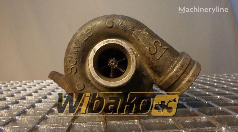 турбокомпрессор Turbocharger Schwitzer 6185010F для экскаватора 6185010F (07B03-0989)