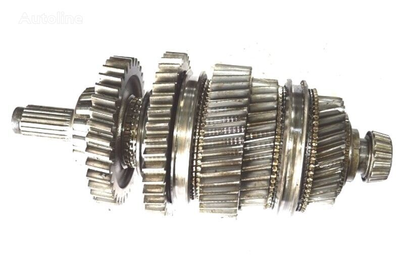 вал вторичный (01.95-12.04) для грузовика SCANIA 4-series 94/114/124/144/164 (1995-2004)
