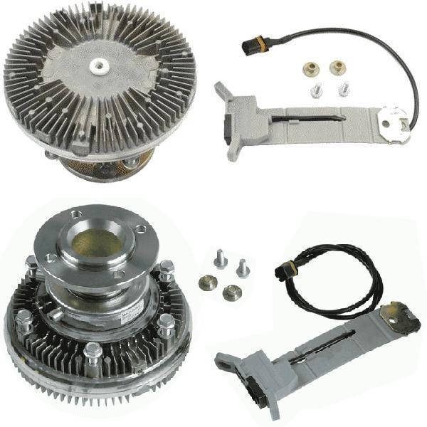 новый вентилятор охлаждения MAN 51066300076.51066300108.51066300115.8MV 376 758-471.7063401. BEH для грузовика MAN TGA