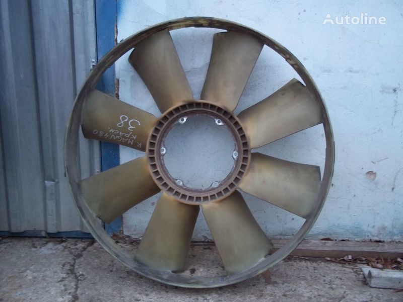 вентилятор охлаждения RENAULT для тягача RENAULT Magnum